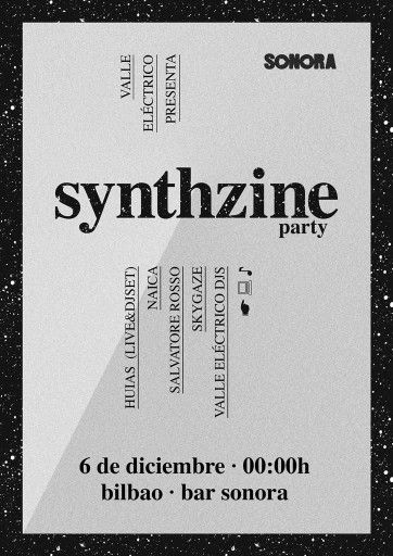 Synthzine-Party-Bilbao