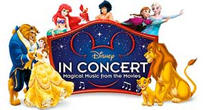 Por primera vez en Bilbao, Disney in Concert: Magical Music from the Movies