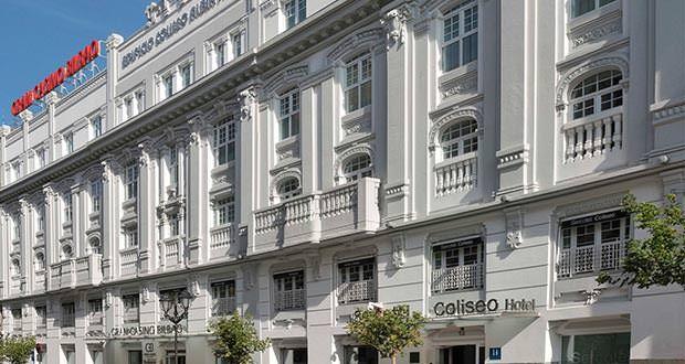 HOTEL SERCOTEL COLISEO BILBAO