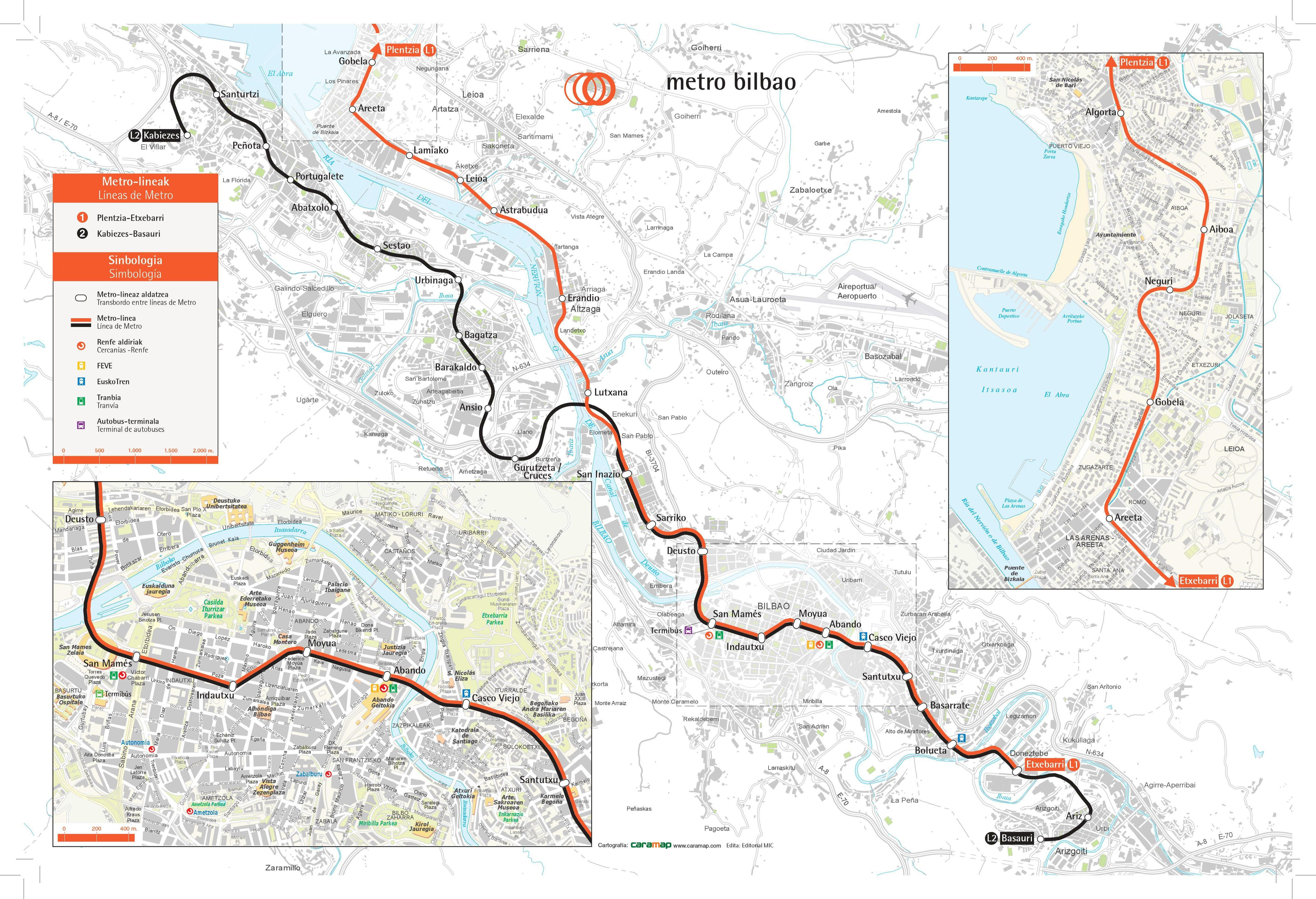 Mapa Portugal - mapas, planos interactivos - ViaMichelin