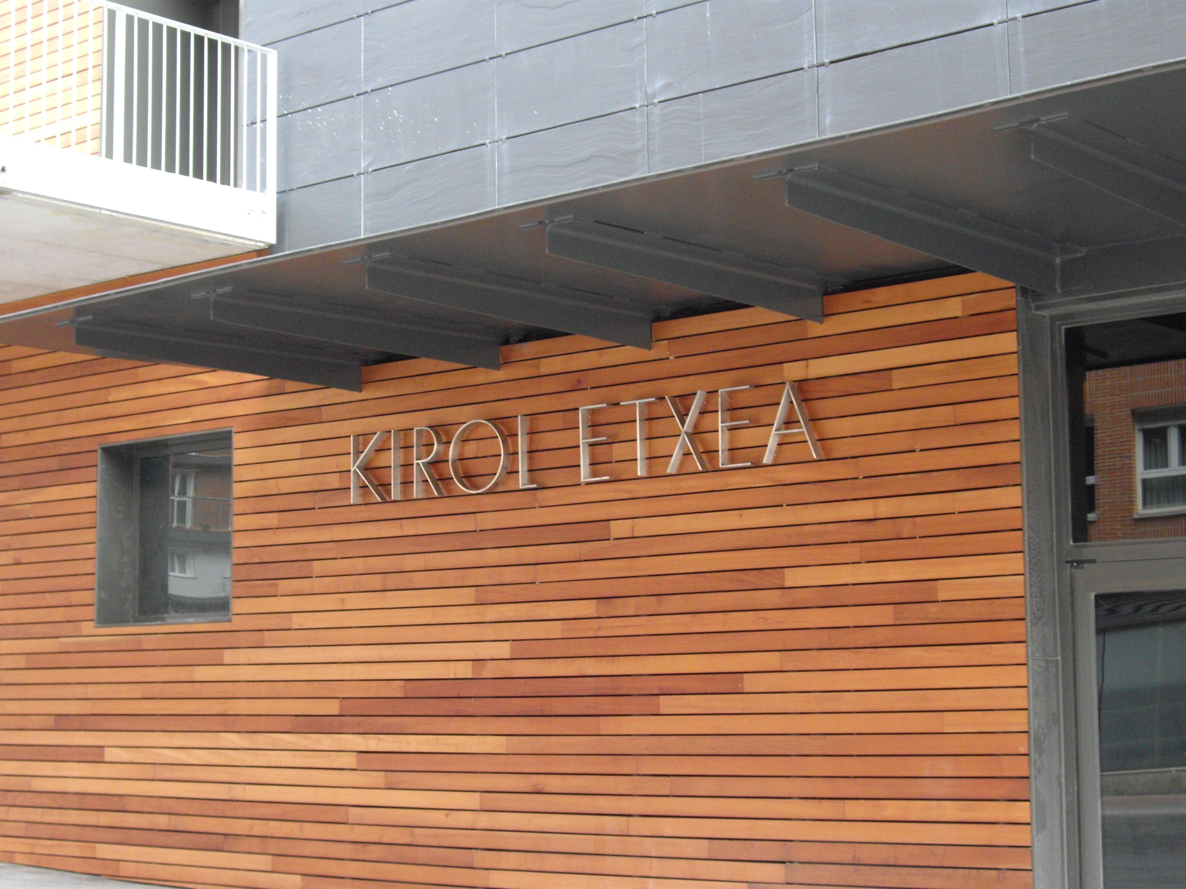 El frontón Bizkaia ha sido inaugurado recientemente