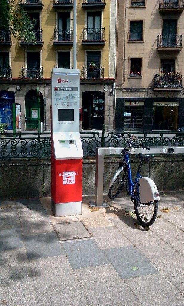 Nuevo servicio de alquiler de Bicicletas en Bilbao – Bilbon Bizi