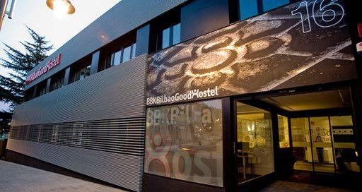 El BBK Bilbao Good Hostel entre los los 10 mejores hostales del estado