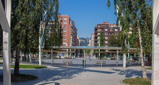 plaza-indautxu-bilbao