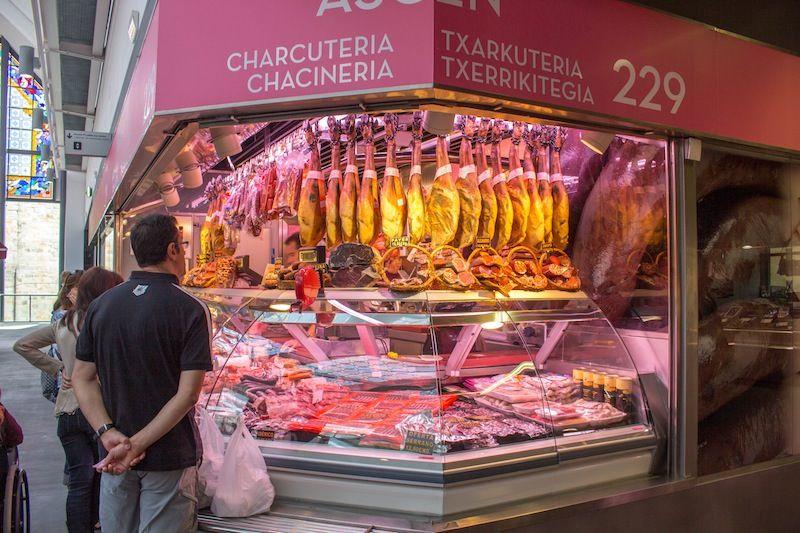 Mercado de la Ribera: El mercado cubierto más grande de Europa - Guía Bilbao