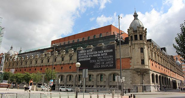Azkuna Zentroa (La Alhóndiga Bilbao) - Guía Bilbao Turismo