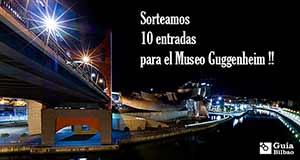 Sorteamos 10 entradas para el Guggenheim !! Puedes participar hasta el 30 de Diciembre !!