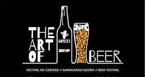 Tercera edición de The Art of Beer, la feria de cerveza artesana de Bilbao, el 15 y 16 de Mayo