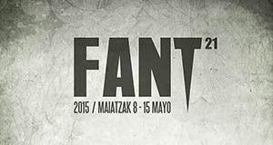FANT 2015: Festival de cine fantástico de Bilbao del 8 al 15 de Mayo