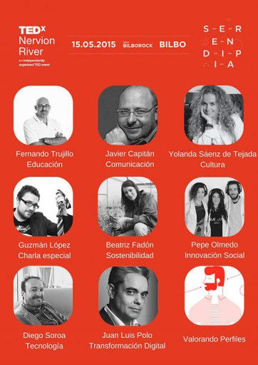 TEDxNervionRiver-ponentes