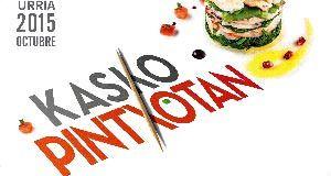 Kasko Pintxotan: Primera edición del Concurso de Pintxos del Casco Viejo del 29 Octubre al 15 de Noviembre