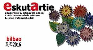 EskutArtie: 6 Feria de Artesanía de Primavera en el Arenal hasta el 3 de Abril
