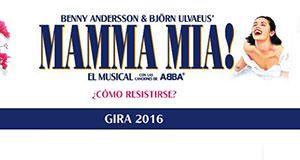 El musical Mamma Mia! vuelve al Teatro Arriaga en Aste Nagusia. Del 15 de Agosto al 10 de Septiembre