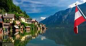 El Turismo Vasco recibe llegada de los primeros vuelos procedentes de Austria.