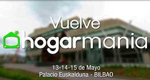 Vuelve la Feria Hogarmanía al Palacio Euskalduna el 13, 14 y 15 de Mayo