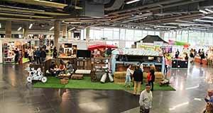 Los productos ecológicos y artesanales reinan en la Feria Hogarmania 2016