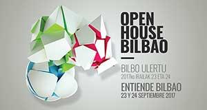 OPEN HOUSE BILBAO: El mayor festival internacional de puertas abiertas de edificios emblemáticos de la ciudad