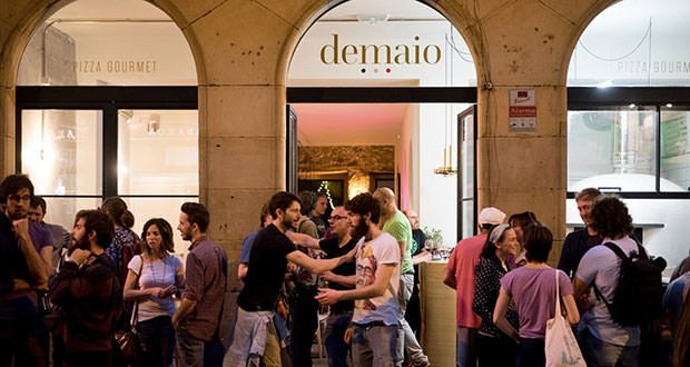 DEMAIO: PIZZA GOURMET