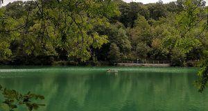 Parque Mendikosolo: Paseillo alrededor del Lago