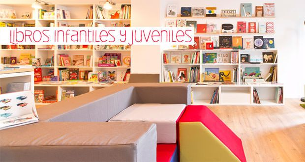 Librería infantil Sopa de Sapo