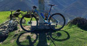 Ruta en Mountain Bike por Santa Agueda, El Humilladero, Apuko, Peñas negras…