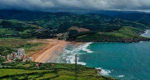Ruta circular Punta Lucero: Vistas espectaculares de la costa de Bizkaia