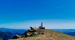 Ruta circular al Monte Eretza desde Sodupe: Maravillosas vistas desde el Cortafuegos mas famoso de Bizkaia